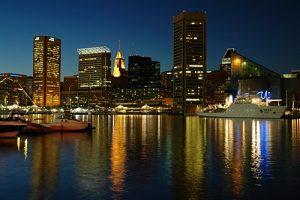 Baltimore Inner Harbor (Photo: Mark Goebel /Flickr)